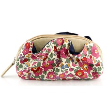 Trousse de toilette Liberty rose