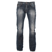 Tanner - Jean regular - bleu