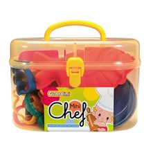 Maleta mini chef pastelero