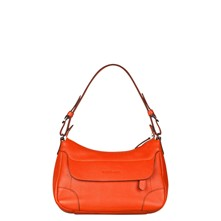 Osiris - Sac à main - en cuir orange