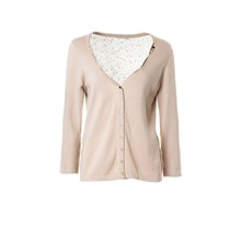 Cardigan - naturel