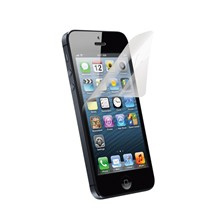 iPhone 5 / 5S / 5C - Lot de 3 films de protection anti-reflet - transparent