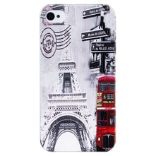iPhone 4/4S - Cover - City
