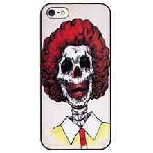 Carcasa para iPhone 5/5S - modelo mc skull