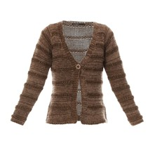 Vest - taupe