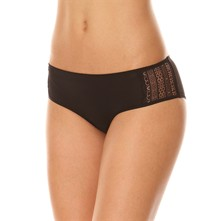 Dim Fit Feminine - Shorty - zwart