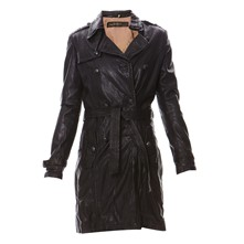 Blog - Trenchcoat - schwarz