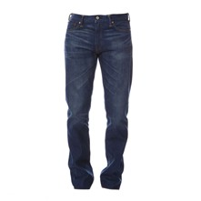 504 - Jean recto - denim azul