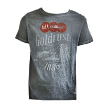 Goldrush - T-shirt - gris