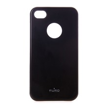 iPhone 4 - Coque rigide - noir
