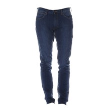 Luke - Jean droit - denim bleu