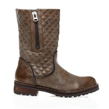 Boots - gris arenoso