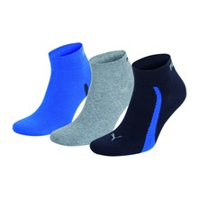 LIFESTYLE QUARTERS 3P - Sportsocken - marineblau