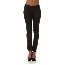 New Brooke - Jeans Slim - nero