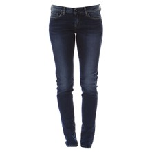 Soho - Jean slim - denim azul