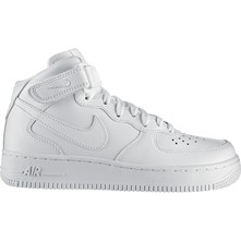 Air Force 1 Mid - Gympen - wit