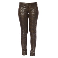 Jegging - Slim - caqui