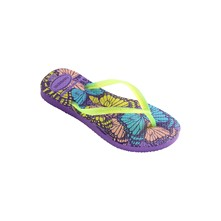 Kids Slim Fashion - Teenslippers - paars
