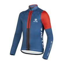 Ultimate cycling - Warme jas - blauw