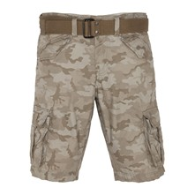 TR BATTLE 30 PO - Short cargo - caqui