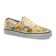 Authentic - Sneakers - giallo