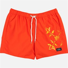 Luleo - Short de bain - orange