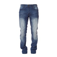 Jean regular - denim azul