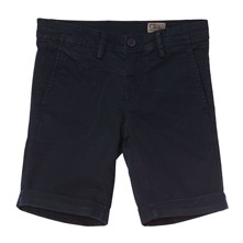 SHORT CHINO JR - Bermudas - marineblau