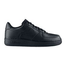 Air Force 1 (GS) - Sneakers - zwart