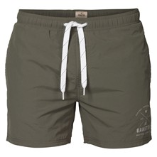 Sky Swim Trunk - Short de bain - kaki