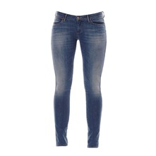 Courtney - Jean slim skinny - bleu délavé
