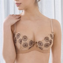 Mocca - Reggiseno push-up - beige