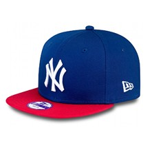 9FIFTY MLB Cotton Block New-York Yankees - Schirmmütze - blau