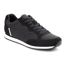MAJOR BLACK - Sneakers - schwarz