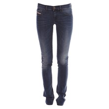 Livier - Jean slim - denim bleu