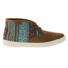 Bottines Safari Ethniques - Baskets - brun