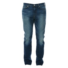 510 - Jeans slim - washed blauw