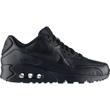 AIR MAX 90 LEATHER - Zapatillas - negro