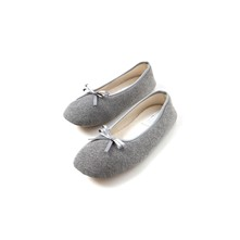 Chaussons - gris