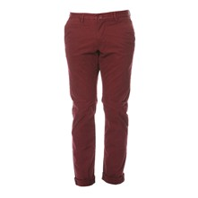 Chino - Chino - rood en zilver