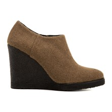 Wedges - braun