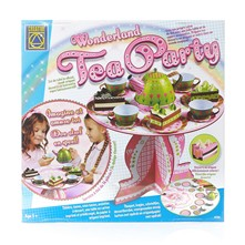 Creative - Wonderland Tea Party Set - rosa
