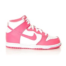 DUNK HIGH ND - Baskets montantes - rose
