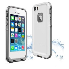 IPhone 5/5S - Cover - bianco