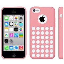 iPhone 5C - Coque - rose