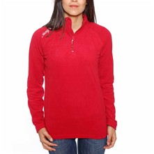 Techouva - Sweat polaire - rouge