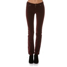 Pantalon - bordeaux