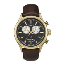 Waterbury - Typ: Chronograph - braun