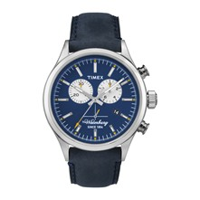Waterbury - Typ: Chronograph - blau