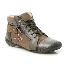 Cyndie - Chaussures montantes - taupe